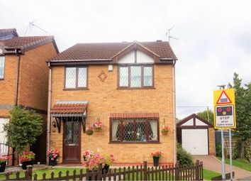 Thumbnail 4 bed detached house for sale in Brickyard Drive, Nottingham