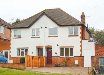 Thumbnail 2 bed semi-detached house for sale in Stratford Road, Bromsgrove, Worcestershire