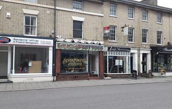 Thumbnail Retail premises to let in 69 Harpur Street, Bedford, Bedfordshire