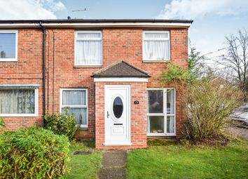 Thumbnail 3 bed end terrace house for sale in Hollyfield, Harlow