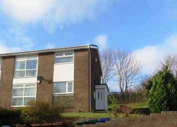 Thumbnail 2 bed flat to rent in Helston Court, Newcastle Upon Tyne