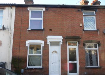 Thumbnail 3 bedroom terraced house for sale in Surrey Road, Ipswich