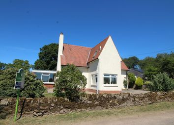 Thumbnail 3 bed detached house for sale in Friockheim, Arbroath