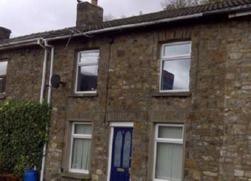 Thumbnail 2 bedroom terraced house to rent in Mount Pleasant, Blaina, Abertillery