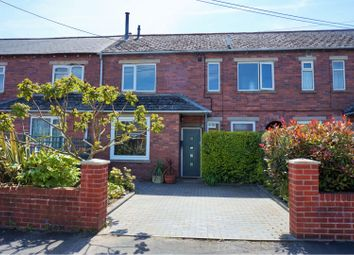Thumbnail 3 bed terraced house for sale in Hill Crest, Tiverton