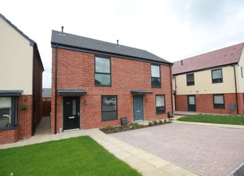 Thumbnail 2 bed semi-detached house to rent in Claypit Lane, West Bromwich