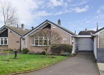 Thumbnail 3 bed detached bungalow for sale in The Dell, Lichfield