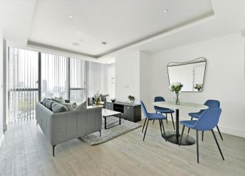 Thumbnail 1 bedroom flat to rent in Carrara Tower, 250 City Road, London
