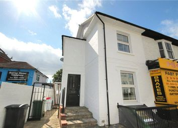 Thumbnail 1 bed flat to rent in East Street, Epsom