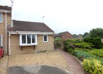 Thumbnail 1 bed terraced bungalow for sale in Squires Gate, Gunthorpe, Peterborough