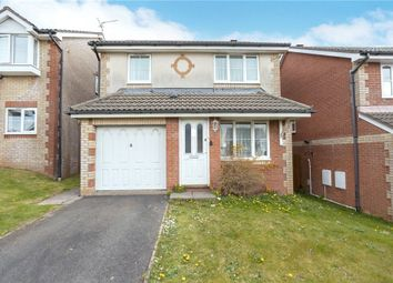 Thumbnail 3 bed detached house for sale in Clos Nant Mwlan, Pontprennau, Cardiff