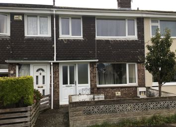 Thumbnail 3 bed terraced house to rent in Berry Court, Llantwit Major