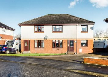 Thumbnail 3 bed semi-detached house for sale in Harperbank Grove, Cumnock