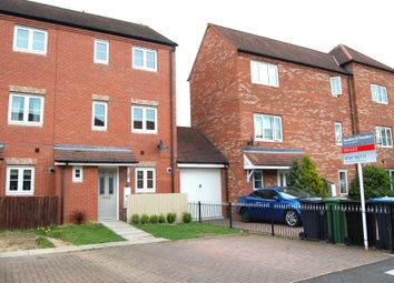 Thumbnail 4 bed terraced house to rent in Congreve Way, Stratford-Upon-Avon