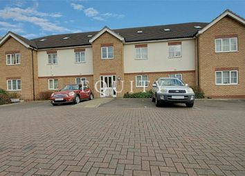 Thumbnail 2 bed flat for sale in Rossmore Close, Enfield