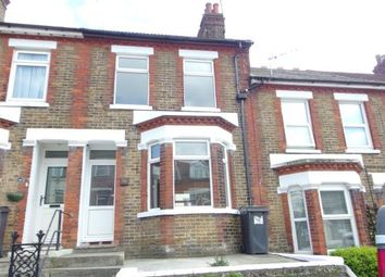 Thumbnail 3 bedroom terraced house for sale in Nightingale Road, Dover, Kent