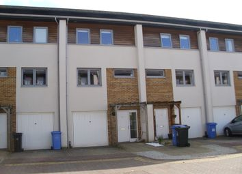 Thumbnail 3 bed town house to rent in Broomhill Way, Poole