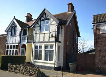 Thumbnail 3 bed semi-detached house for sale in Third Avenue, Walton On The Naze