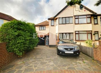 Thumbnail 4 bed semi-detached house for sale in Coniston Gardens, Edmonton