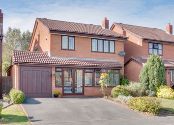 Thumbnail 4 bed detached house for sale in Meadowvale Road, Lickey End, Bromsgrove