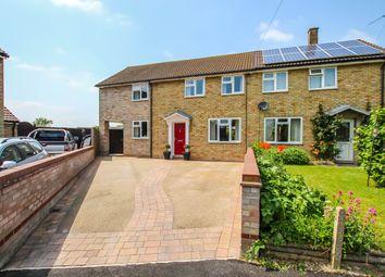 Thumbnail 4 bed semi-detached house for sale in Marshalls Close, Teversham, Cambridge