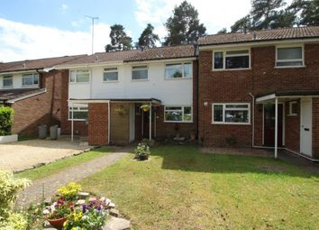 Thumbnail 3 bedroom terraced house for sale in Roxburgh Close, Camberley