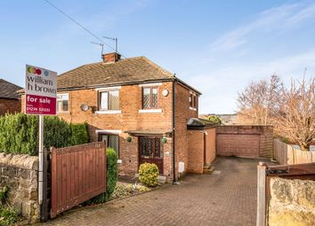 Thumbnail 3 bedroom semi-detached house for sale in Leeds Road, Thackley, Bradford