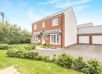 Thumbnail 4 bedroom detached house for sale in Bathpool, Taunton, Somerset