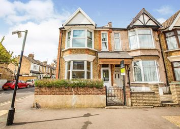 Thumbnail 3 bed terraced house to rent in Brampton Road, London