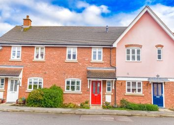 3 bed terraced house for sale in Weavers Close, Dunmow CM6