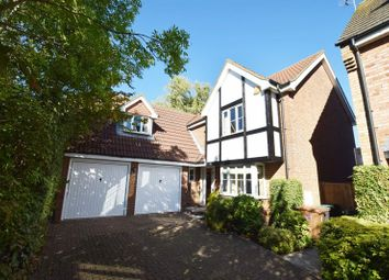 Thumbnail 5 bed detached house for sale in Dowding Way, Watford, Watford
