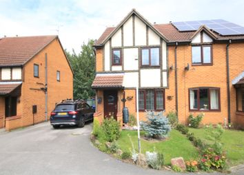 3 bed semi-detached house for sale in Century Court, Edlington, Doncaster DN12