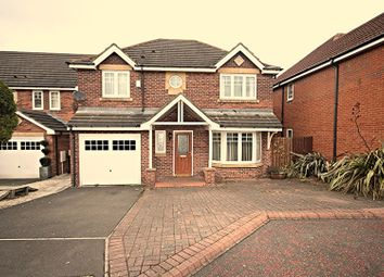 Thumbnail 4 bed detached house to rent in Forest Gate, Newcastle Upon Tyne