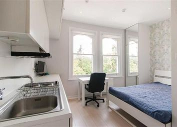 Thumbnail Studio to rent in Gwendwr Road, Hammersmith, London