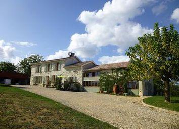 Thumbnail 8 bed property for sale in Roumagne, Lot-Et-Garonne, France