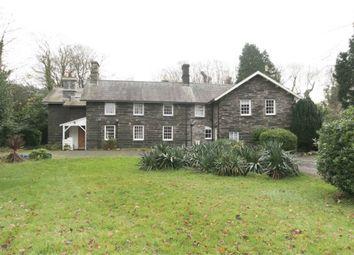 Thumbnail 7 bed detached house for sale in Penrhyndeudraeth, Penrhyndeudraeth, Gwynedd
