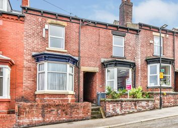 Thumbnail 3 bed terraced house for sale in Penrhyn Road, Sheffield