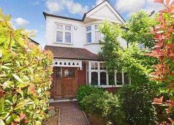 Thumbnail 3 bed semi-detached house for sale in Hall Lane, Chingford, London
