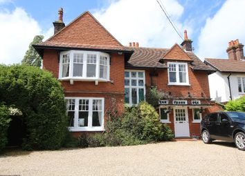 Thumbnail 4 bed detached house to rent in Ipswich Road, Woodbridge