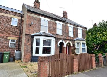 Thumbnail 3 bed terraced house for sale in Sidney Street, King's Lynn