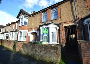 Thumbnail 3 bed terraced house for sale in Euston Avenue, Watford