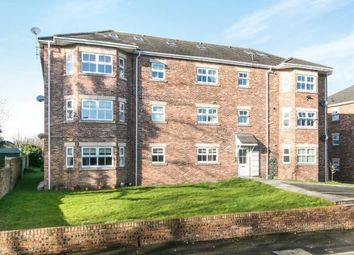 Thumbnail 2 bed flat for sale in Thorburn Road, New Ferry, Wirral