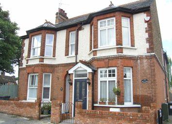 Thumbnail 4 bed semi-detached house for sale in Glencoe Road, Bushey