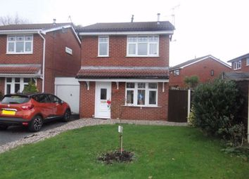 3 bed detached house for sale in Wrington Close, Leigh WN7