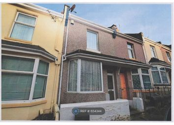 2 bed terraced house to rent in Renown Street, Plymouth PL2