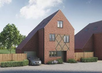Thumbnail 4 bed detached house for sale in Pilots View, Chatham, Kent