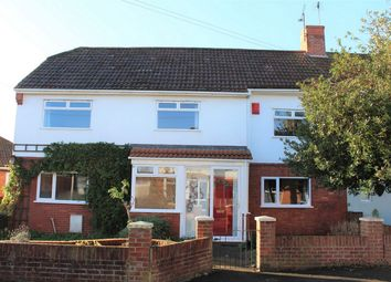Thumbnail 4 bed semi-detached house to rent in Greenway Crescent, Taunton