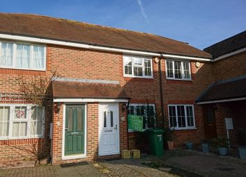 2 bed terraced house to rent in Tanners Mead, Edenbridge TN8