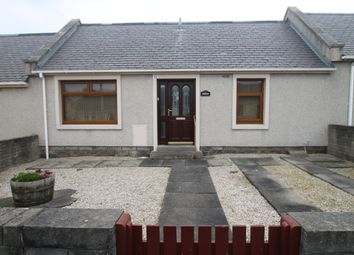 Thumbnail 1 bedroom terraced bungalow for sale in Sea Street, Cullen