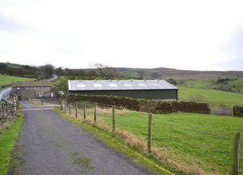 Thumbnail 5 bed farmhouse for sale in Burnley Road, Gisburn